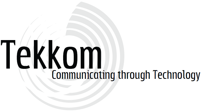 Tekkom - Communicating through Technology